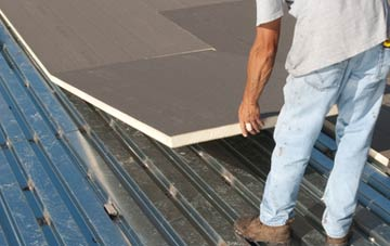 benefits of insulating Calton flat roofing